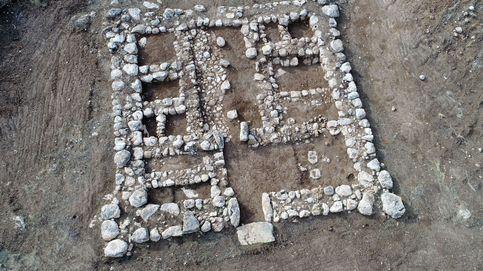 Hallan una fortaleza de 3.200 años de antigüedad en Israel