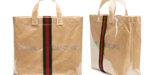 Post de Gucci colabora con Comme des Garçons y lanza un exclusivo bolso