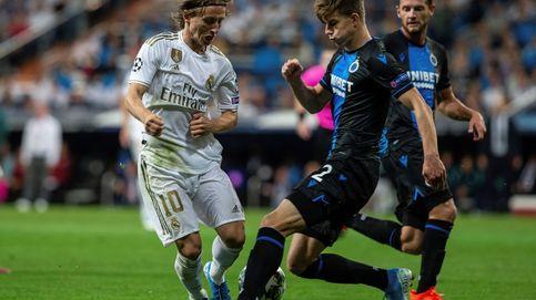 Brujas - Real Madrid en directo: resumen, goles y resultado
