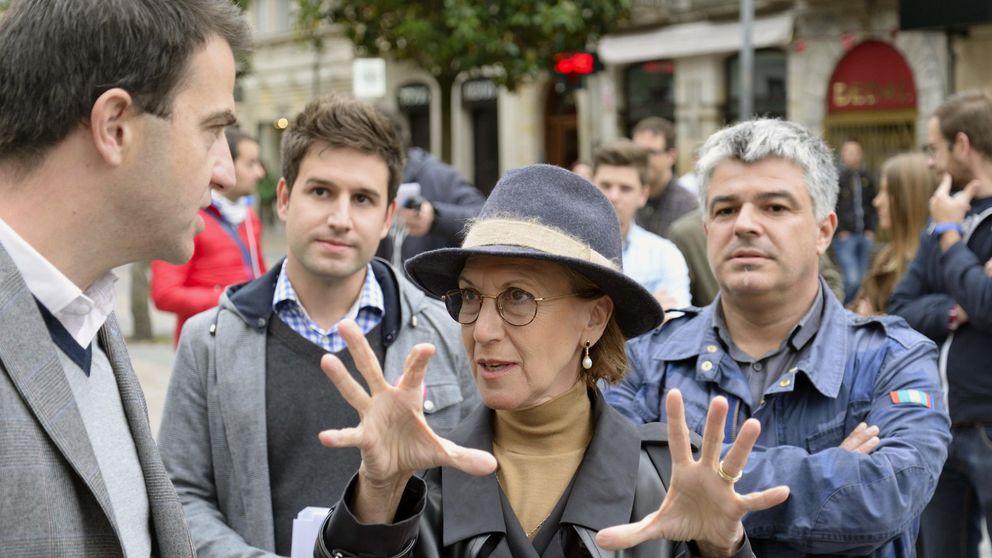 Rosa Díez, optimista: Las urnas están vacías, no las llenan los encuestadores