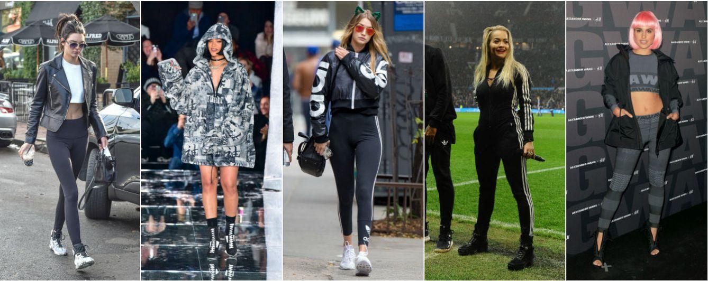 Foto: Kendall Jenner, Rihanna, Gigi Hadid, Rita Ora o Verónica Echegui han sucumbido a esta tendencia (Gtres)