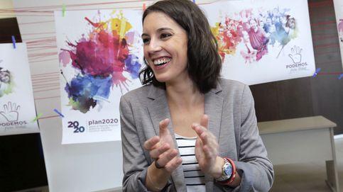 Irene Montero, de las Juventudes Comunistas a portavoz de Podemos en el Congreso
