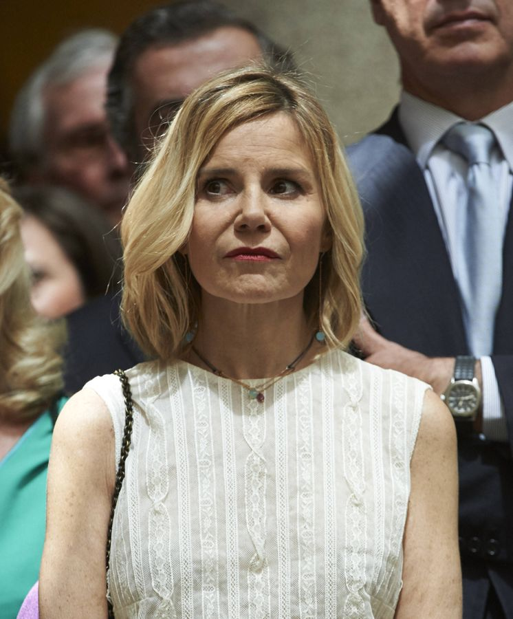 Foto: Eugenia Martínez en una foto de archivo. (Getty)