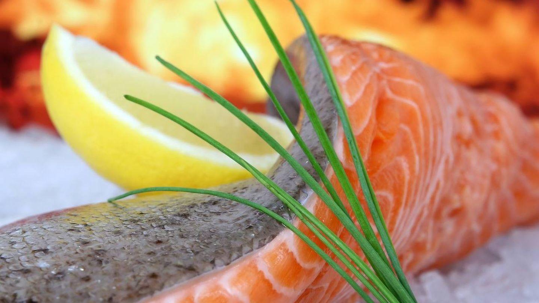 El pescado azul aporta grasas metabolizadas.