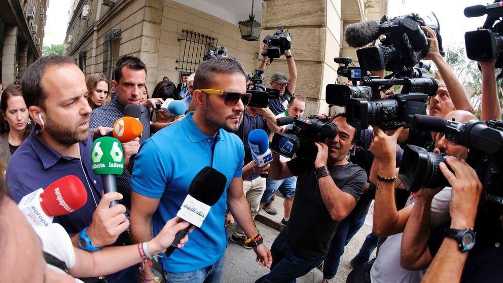 El juez envía a prisión sin fianza a Ángel Boza, el ladrón de gafas de La Manada