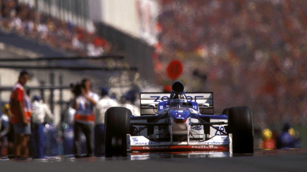 Hungría 97: Hill y Arrows, cuando las carreras no pueden ser más crueles