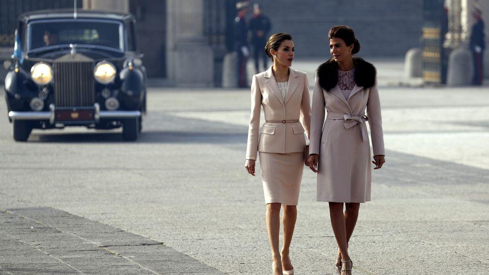 Letizia y Juliana Awada: lo que está en juego en el histórico viaje a Argentina