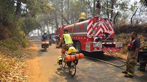 Incendios forestales en México