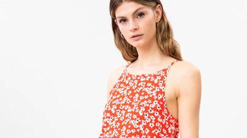 Corto, barato y estampado: así es el vestido de Lefties imprescindible en tu armario