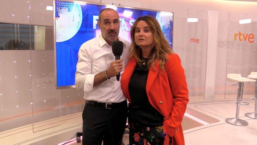 Xevi Aranda y Xelo Montesinos, productores de 'Fantastic Duo' (TVE), nos dan las claves del formato