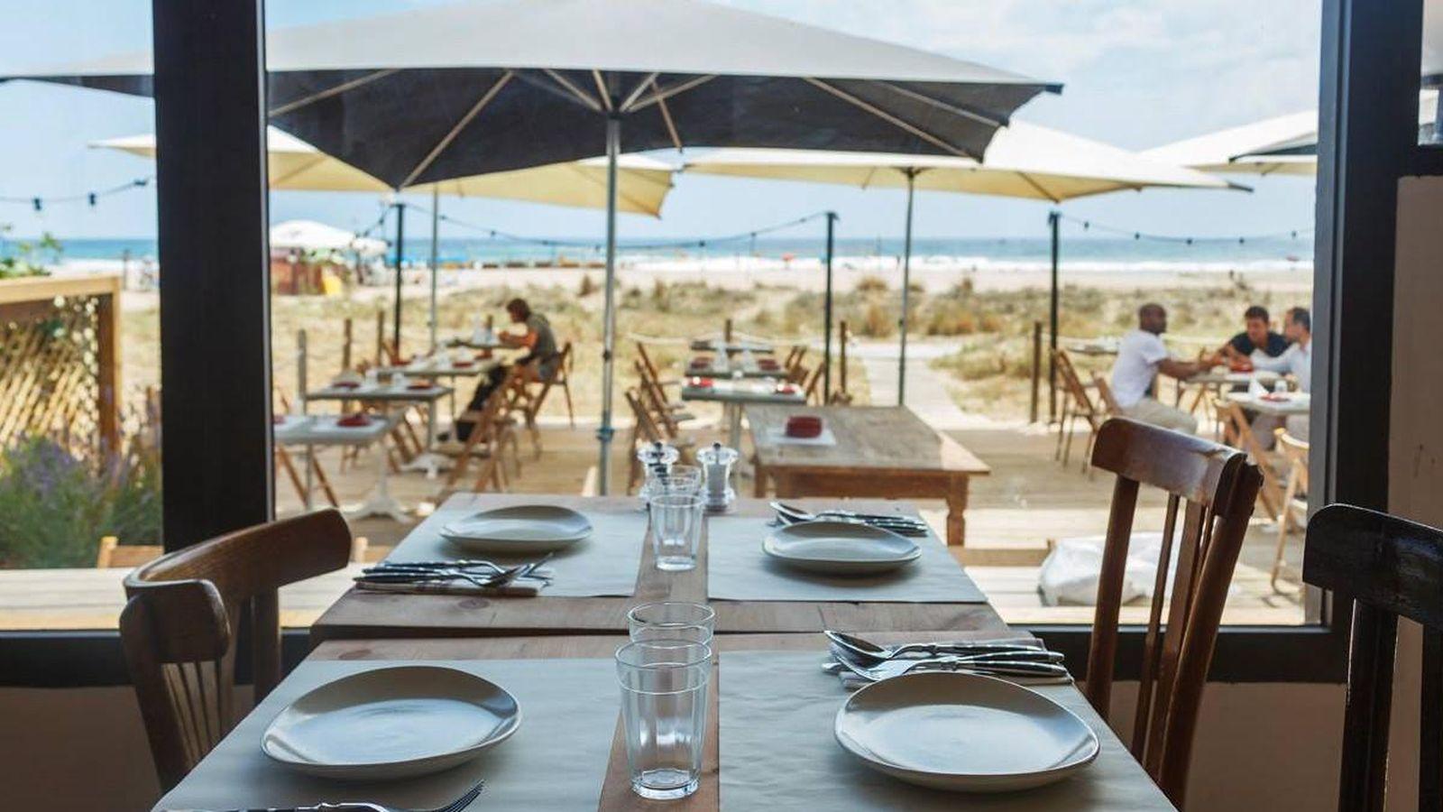 Foto: El restaurante Barracuda en Castelldefels (Barcelona)