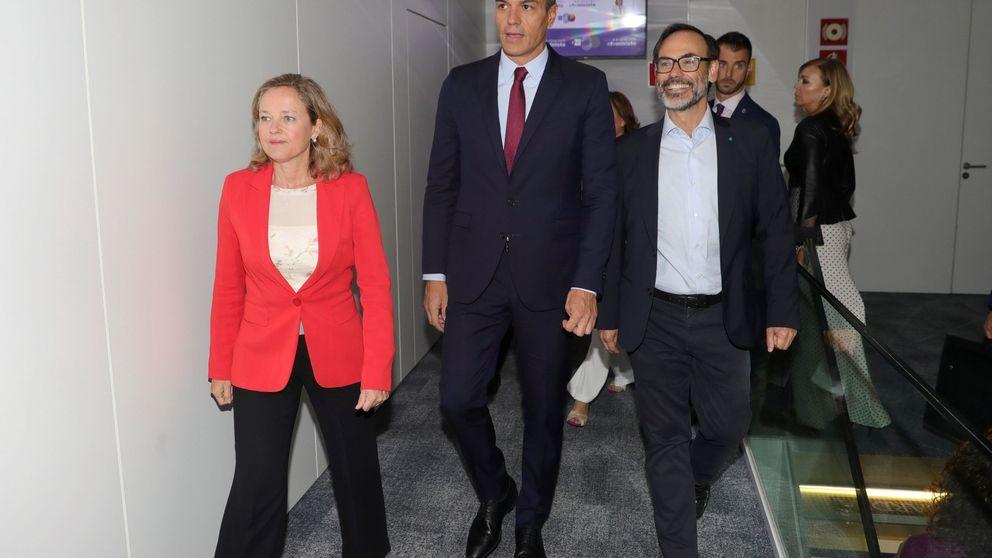 Sánchez, antes del diálogo con Podemos: La solución está en el camino intermedio