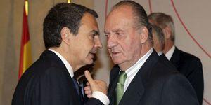 Foto: El Rey se alinea con Zapatero y exige el gran pacto contra la crisis que rechaza el PP