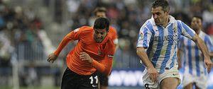 Foto: Nuevo batacazo de un Málaga que en Liga ofrece una imagen muy diferente a la de la Champions
