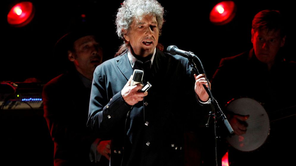 Foto: Bob Dylan. (Reuters)