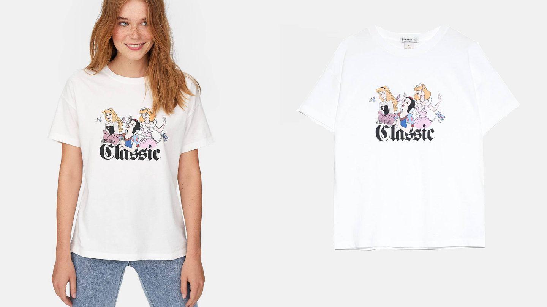 Un clásico de Disney hecho camiseta