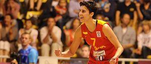 Alba Torrens toma el relevo generacional de España en el Eurobasket