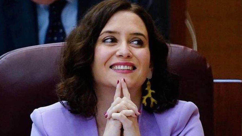 Isabel Díaz Ayuso. (CP)