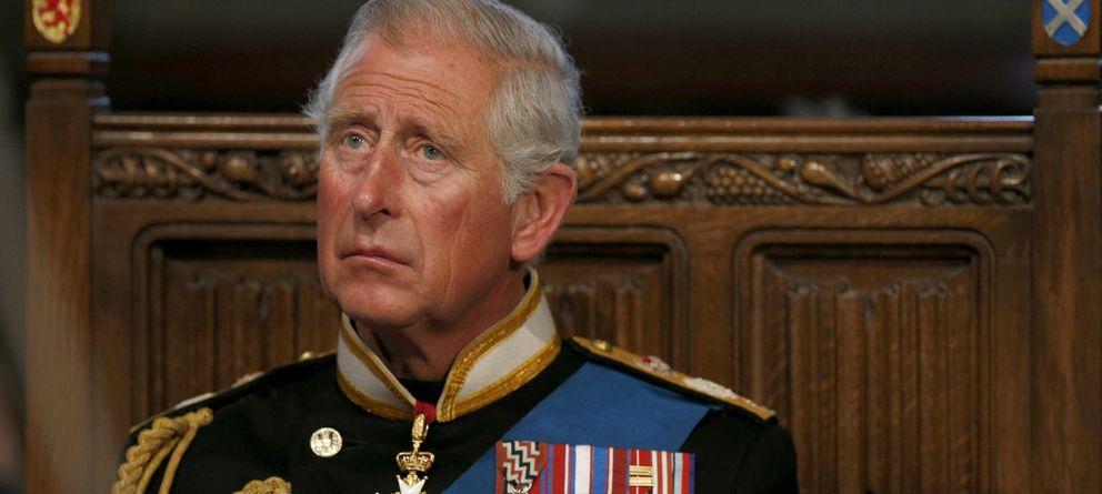 Foto: El príncipe Carlos reclama una nueva Carta Magna