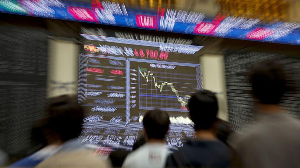 Hasta aquí llegó el rebote: Italia, libra y petróleo provocan la recaída