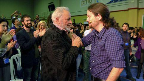 Pablo Iglesias ofreció a Julio Anguita formar parte del Consejo de Estado