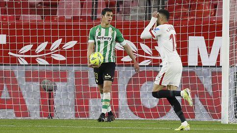 En-Nesyri decanta el derbi con un gol decisivo y pone fin a la crisis del Sevilla (1-0)
