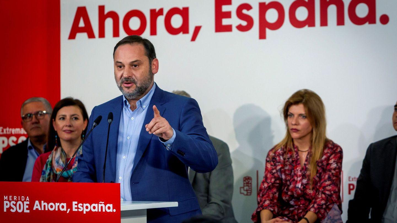 El secretario de Organización del PSOE, José Luis Ábalos. (EFE)
