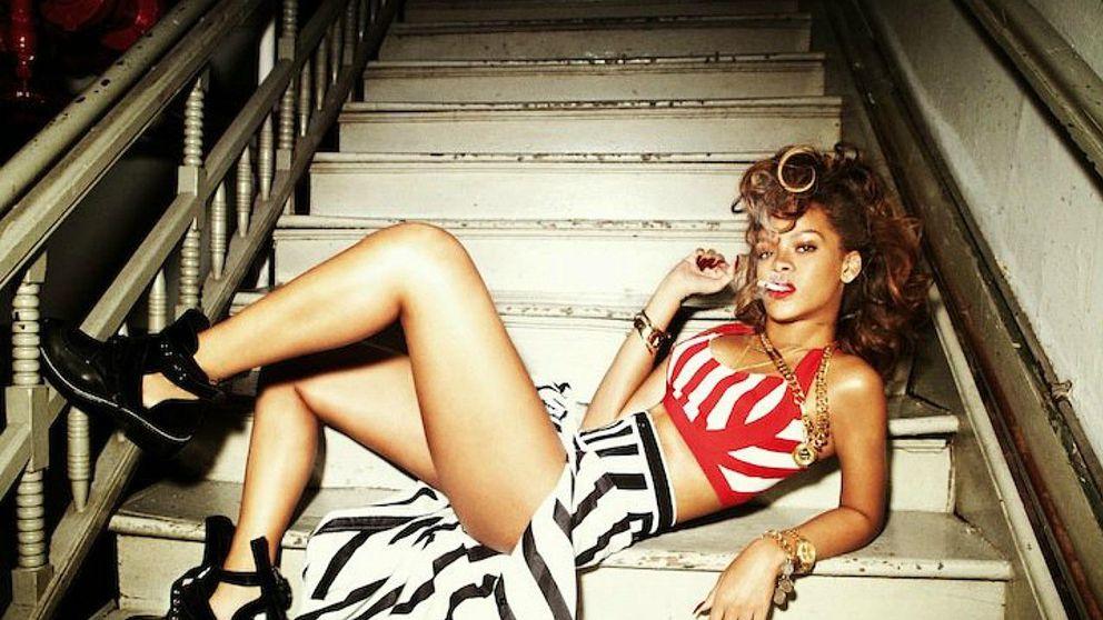 El castañazo de Rihanna (y eso que Samsung le pagó un millón de discos)