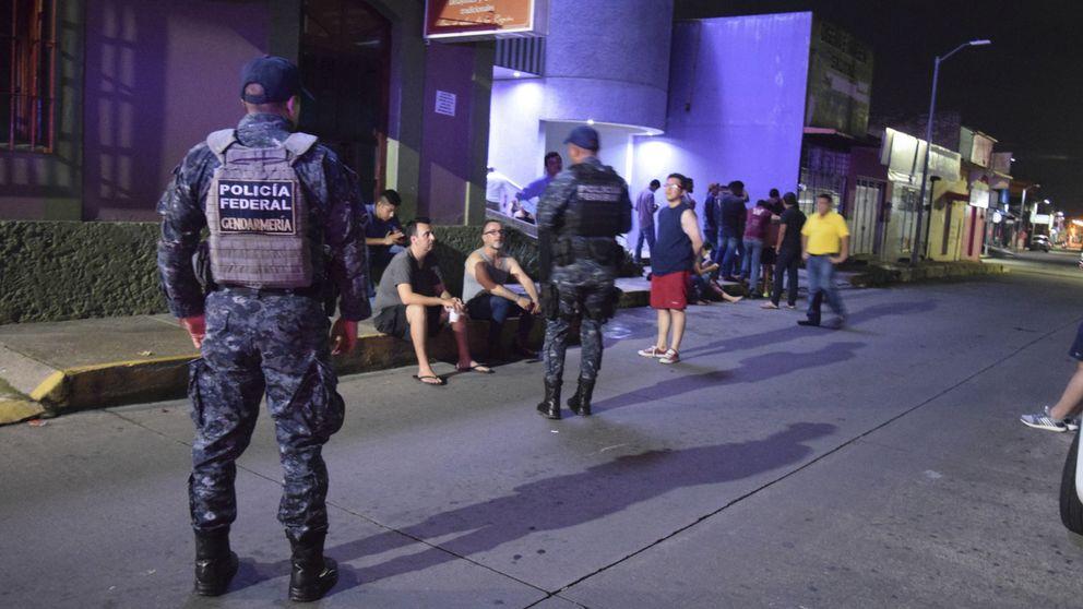Terremoto en México: imágenes tras el seísmo