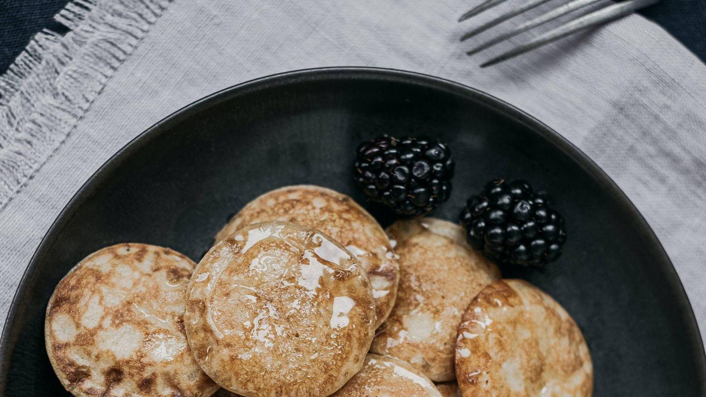 Cereal pancakes para el desayuno. (Dessy Dimcheva para Unsplash)