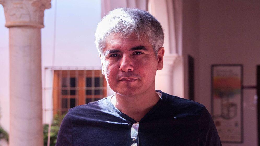 Foto: Juan Bonilla, Premio Nacional de Narrativa por 'Totalidad sexual del cosmos' (EUROPA PRESS)