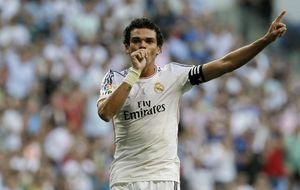 Pepe se apunta al 'baby boom' del Real Madrid