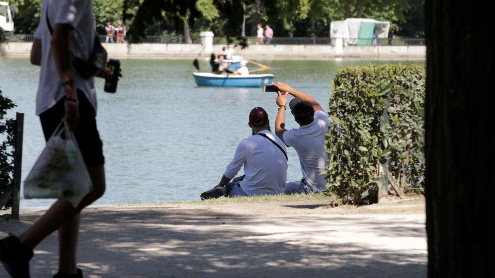 Foto: La primera ola de calor del verano dejará temperaturas por encima de los 40 grados. (EFE)