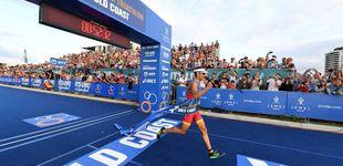 Post de Mario Mola repite triunfo en Gold Coast