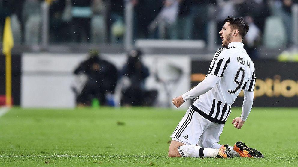El Real Madrid puede repescar a Morata hasta 2017 por entre 20 y 30 millones