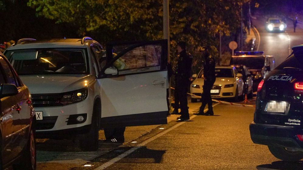 Foto: Muere un hombre en Marbella por heridas de arma de fuego cerca de un cámping. (Efe)