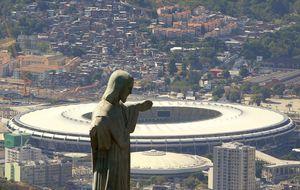 El Mundial y Brasil se encuentran en estado de alerta máxima