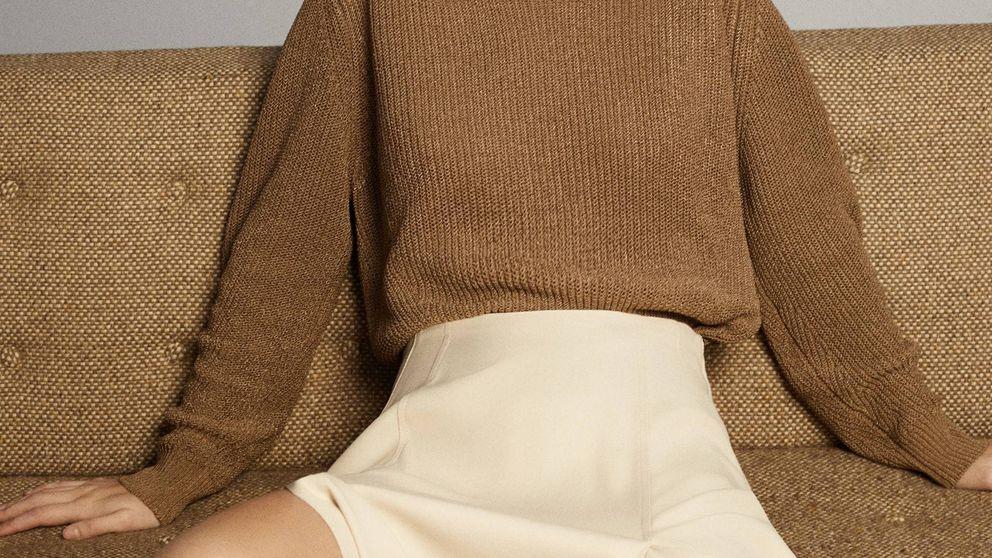 La falda de Massimo Dutti, elegante y sensual, que queremos lucir ¡YA!