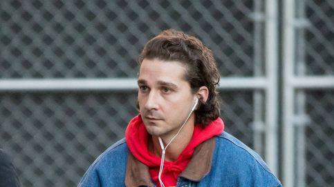 Shia LaBeouf: 7.000 dólares de multa por culpa de un cigarro (y su borrachera)