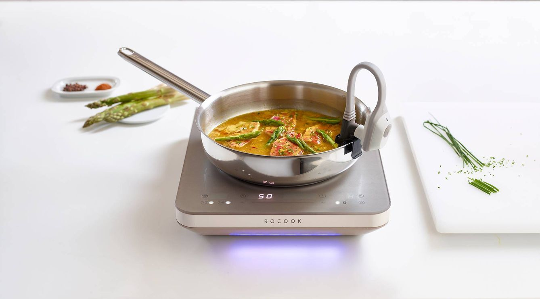 Foto: El Rocook. La cocina del futuro ya está aquí