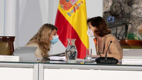 Sánchez corta el paso a Yolanda Díaz y deja a Podemos sin banderas económicas