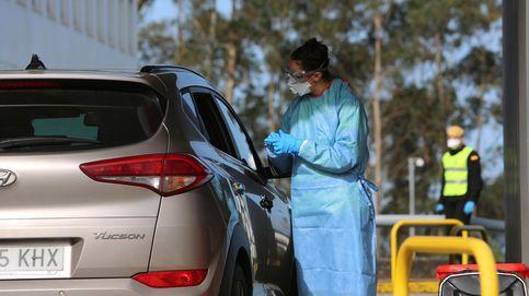 Test de coronavirus sin bajar del coche: el plan de Vigo para no colapsar los hospitales