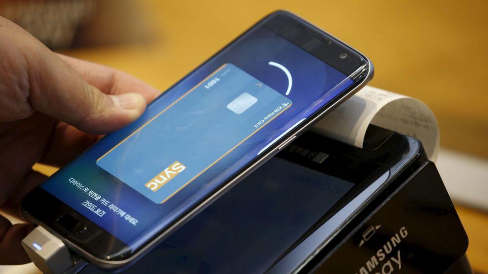 Foto: El servicio de pagos móviles de Samsung se estrena en España el 2 de junio. (Reuters)