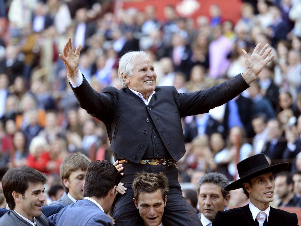 Foto: Manuel Benítez, el Cordobés, en una imagen de archivo. (EFE)