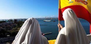 Post de La historia de la bandera española de 1898 que aún se iza en Puerto Rico