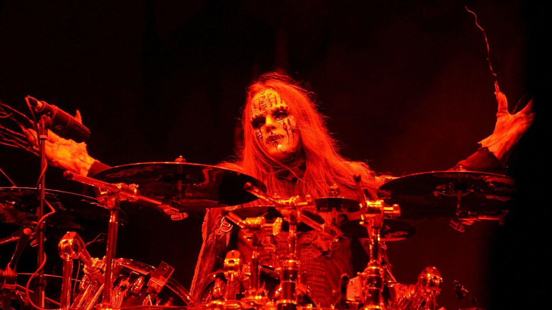 Muere en paz a los 46 años Joey Jordison, exbatería de Slipknot