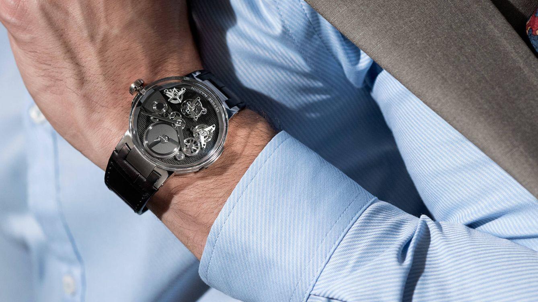 Foto: Este nuevo reloj no forma parte de ninguna edición limitada y entrará en la colección como un modelo independiente.