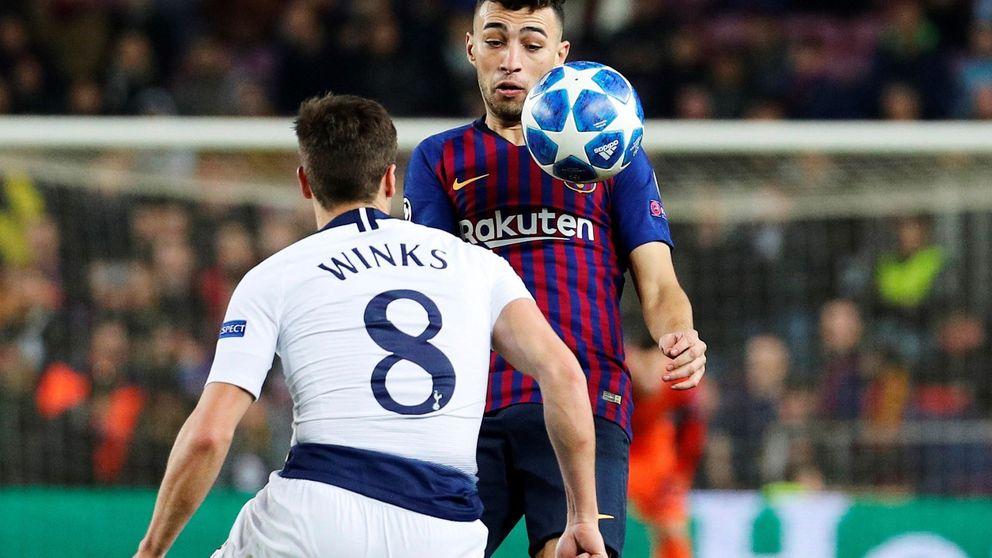 La jugarreta de Munir al Barcelona o por qué está harto de tantas faenas