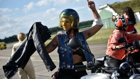 Concentración motera exclusiva para mujeres en un festival en Alemania