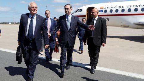 Borrell y Marlaska dan en Rabat una imagen embellecida de la relación con Marruecos